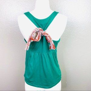 SALE Anthropologie Lilka Halter Racerback top
